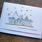 Romantic moment card (Anonymity ran..