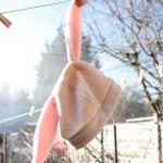 Children's Rabbit hat (Fleecey frie..