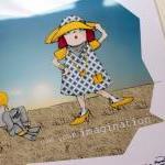 Illustrative print - Molly's imagin..