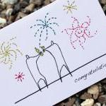 A6 Congratulations fireworks (anony..
