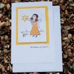 Bessie's Wishes card (Bessie friend..