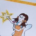 Bessie's Wishes card (Bessie friend..