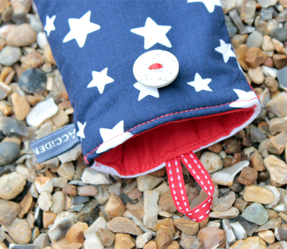 Phone cover - stars and stripes RESERVED