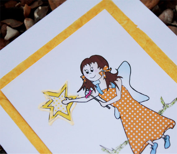 Bessie's Wishes card (Bessie friends range)