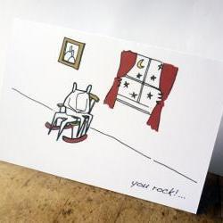 You rock card (Anonymity range)