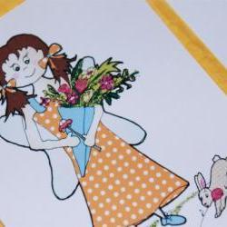 Bessie's Thanks card (Bessie friends range)