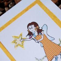 Bessie's Wishes card (Bessie friends range)